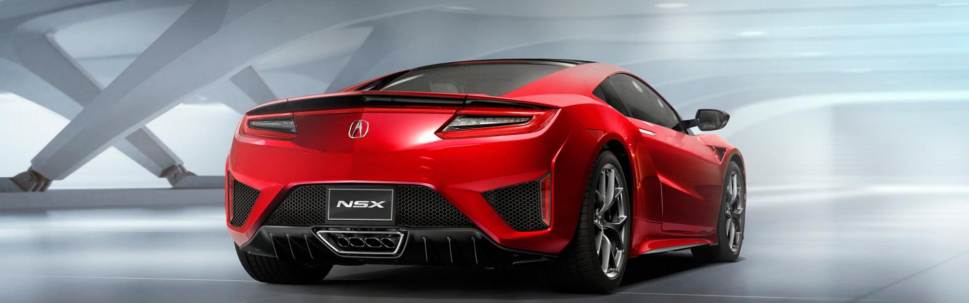 Сервис Acura NSX