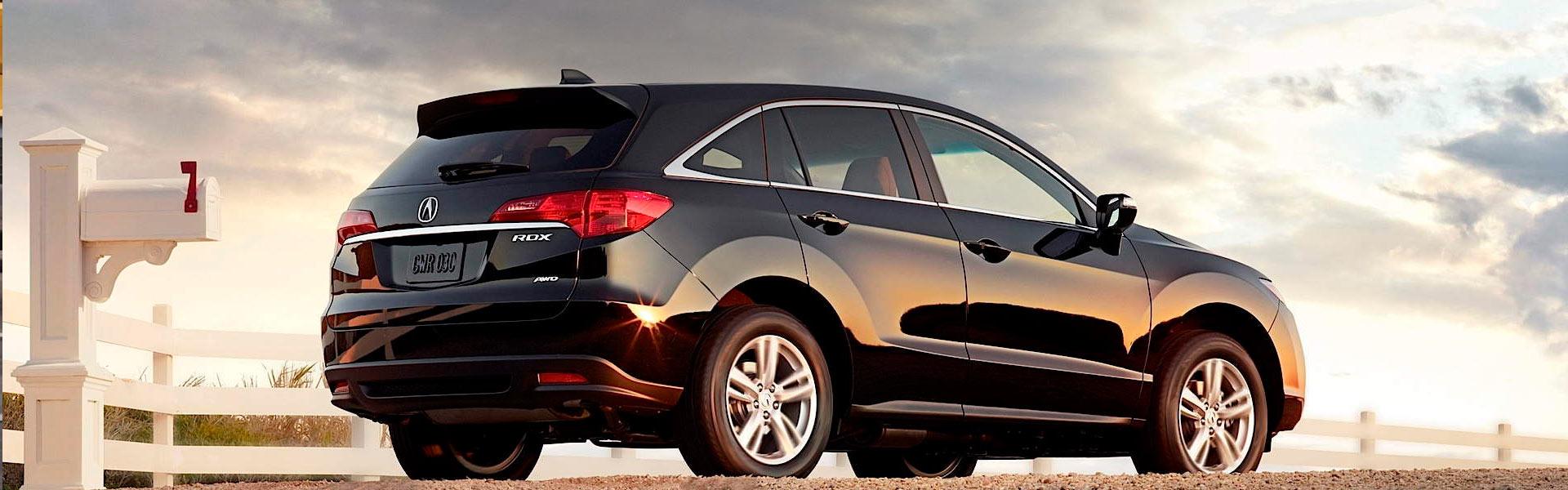 Шиномонтаж Acura RDX